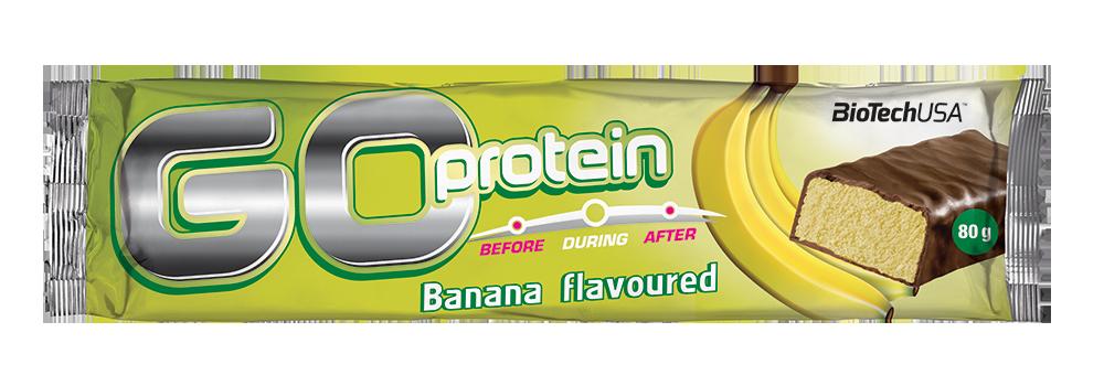 GO Protein Biotech USA 21шт х 80гр.