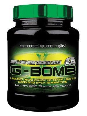 G-Bomb 2.0 Scitec Nutrition 500 гр.