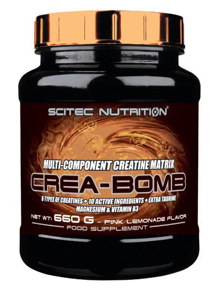 Crea-Bomb Scitec Nutrition 660 гр.