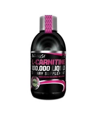 L-Carnitine 100000 мг BioTech USA 500 мл