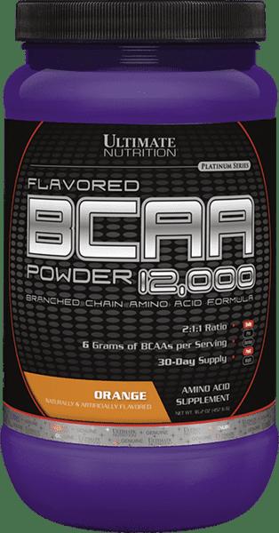 BCAA 12000 Powder Ultimate Nutrition 457гр.