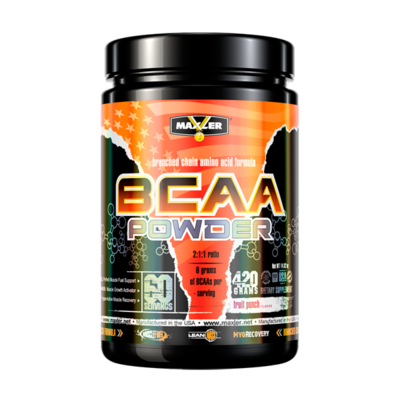 BCAA Powder Maxler 420гр.