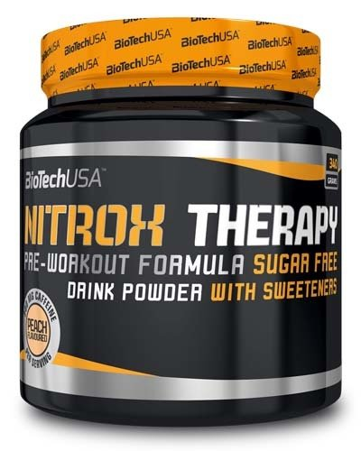 Nitrox Therapy BioTechUSA 340гр.