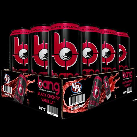 Bang Energy Drink VPX 473 мл.