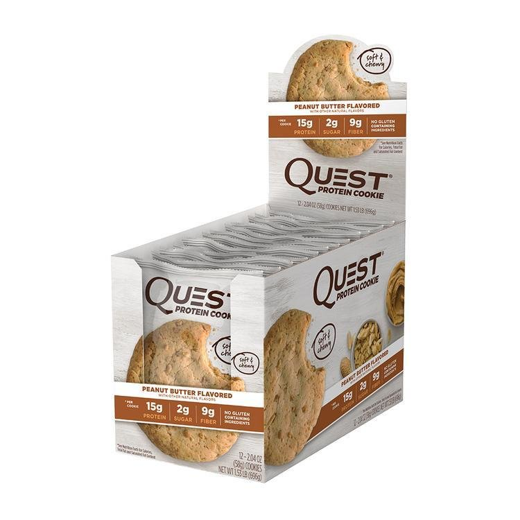 Protein Cookie Quest Nutrition 60гр.