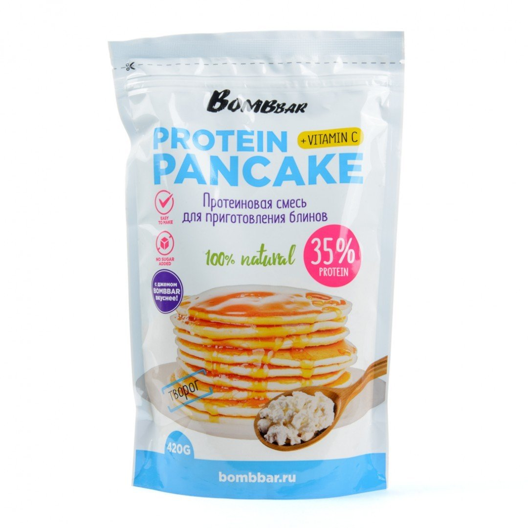 Protein Pancake BombBar 420гр.
