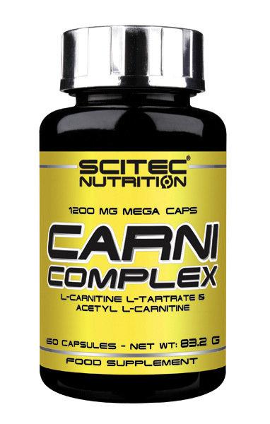 Carni Complex Scitec Nutrition 60 капс