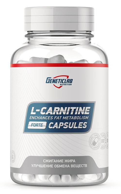 L-Carnitine GeneticLab 60 капсул