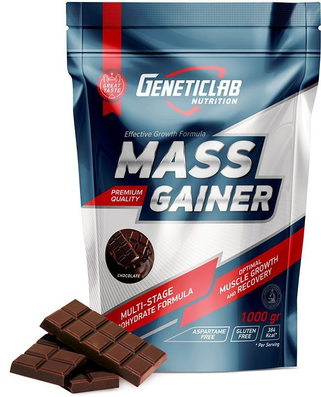 Mass Gainer GeneticLab 1000 гр.