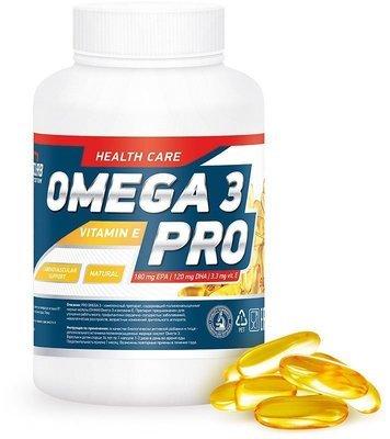 Omega 3 PRO GeneticLab 90 капсул