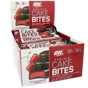 Protein Cake Bites Optimum Nutrition 63 гр
