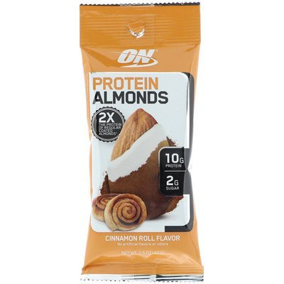 Protein Almonds Optimum Nutrition 43 гр