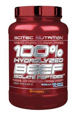 100% Hydro Beef Peptid Scitec Nutrition 900гр.