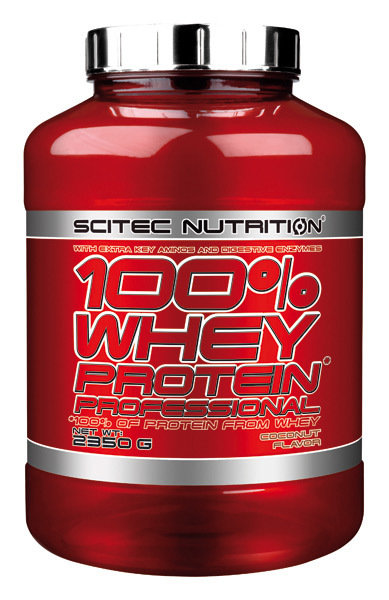 Whey Protein Professional Scitec Nutrition 2350 гр.