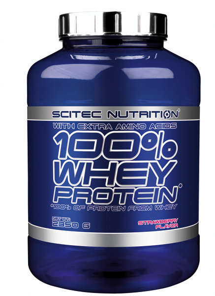 Whey Protein Scitec Nutrition 2350гр.