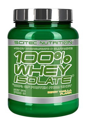Whey Isolate Scitec Nutrition 700гр.