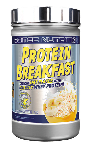 ​Protein Breakfast Scitec Nutrition 700 гр.
