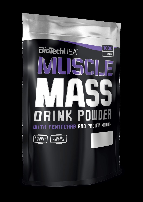 Muscle Mass Biotech USA 1000 гр