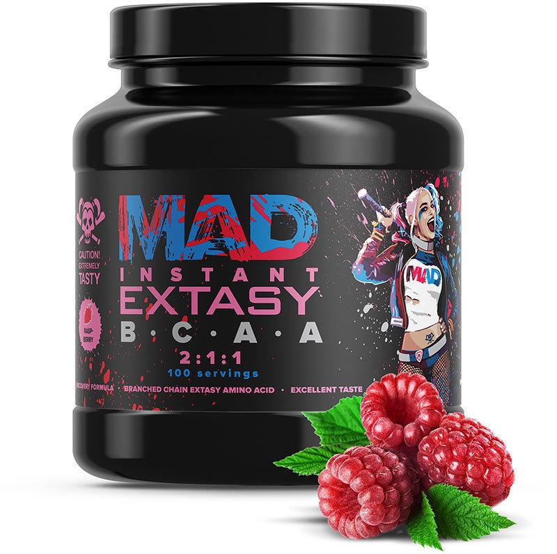 Instant Extasy BCAA 2:1:1 MAD 500 гр