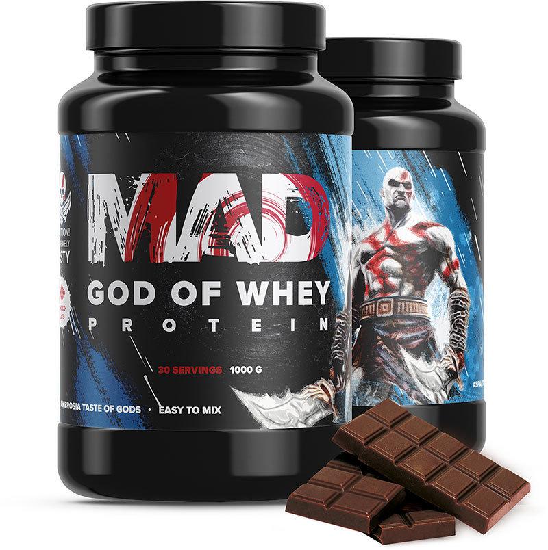 God of Whey MAD 1000 гр