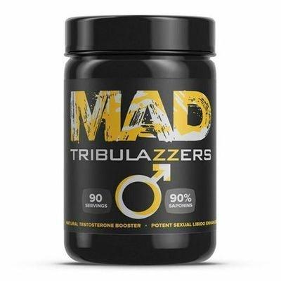 Tribulazzers (90% сапонинов) MAD 90 капс.