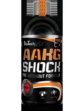 AAKG Shock Extreme BioTech USA 1000 мл