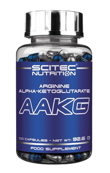AAKG Scitec Nutrition 100 капс.