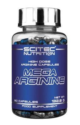 Mega Arginine Scitec Nutrition 90 капс.