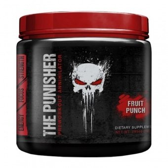 The Punisher Sculptor Nutrition 300 гр.