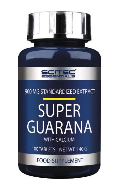 Super Guarana Scitec Nutrition 100 табk.