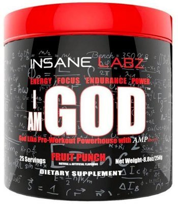 I am God Insane Labz 250 гр.