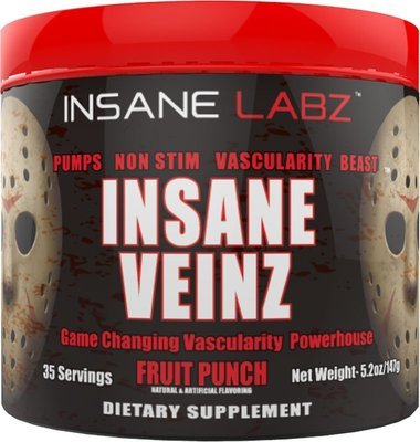 Insane Veinz Insane Labz 150 гр.