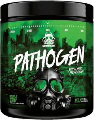 Pathogen Outbreak Nutrition 331 гр.