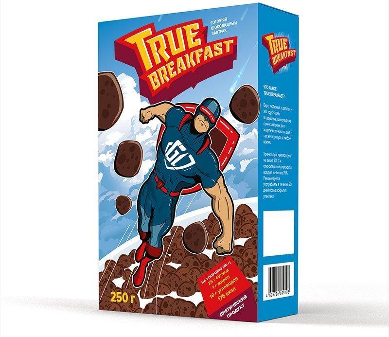 True Breakfast GeneticLab 250 гр