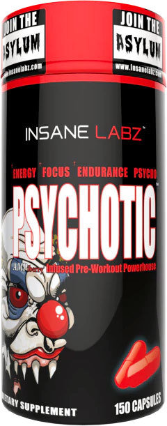 Psychotic Insane Labz 150 капс.
