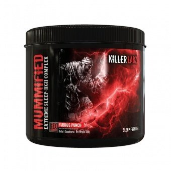 Mummified Killer Labz 300 гр.