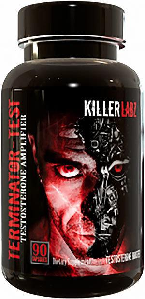 Terminator - Test Killer Labz 90 капс.