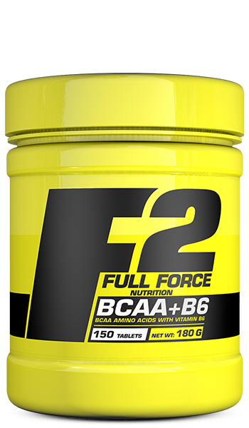BCAA+B6 F2 Full Force Nutrition 150 таб.