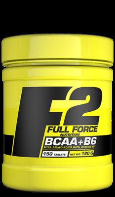 BCAA+B6 F2 Full Force Nutrition 150 таб.