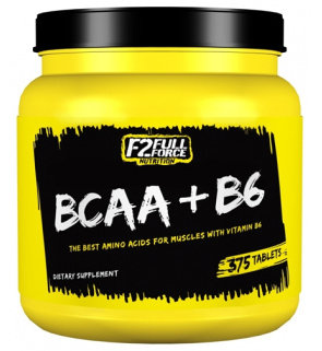 BCAA+B6 F2 Full Force Nutrition 350 таб.
