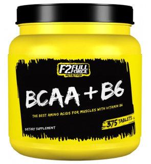 BCAA+B6 F2 Full Force Nutrition 350 таб.