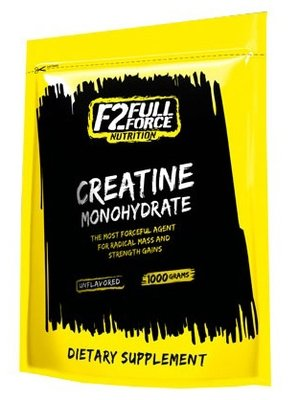 Creatine Monohydrate F2 Full Force Nutrition 450 гр.