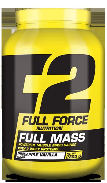 Full Mass  F2 Full Force Nutrition 2300 гр.