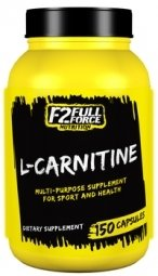 L-Carnitine F2 Full Force Nutrition 150 капс.