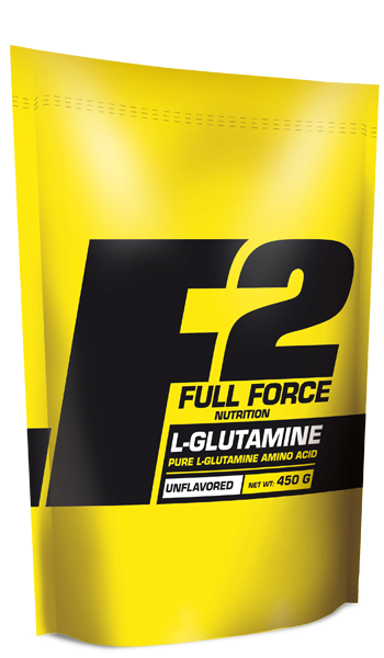 L-Glutamine F2 Full Force Nutrition 450 гр.