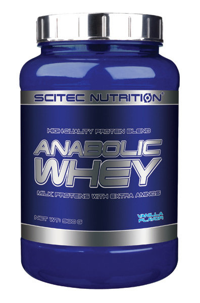 Anabolic Whey Scitec Nutrition 900 гр