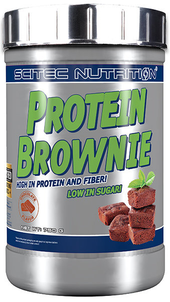 Protein Brownie Scitec Nutrition 750 гр.