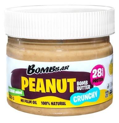 Peanut Butter Crunchy Bombbar 300 гр.