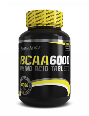 BCAA 6000 BioTech USA 100табл.