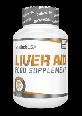 Liver Aid Biotech USA 60 капс.